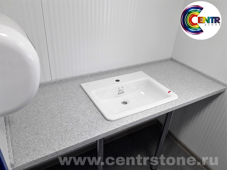 Столешницы для общественных туалетов